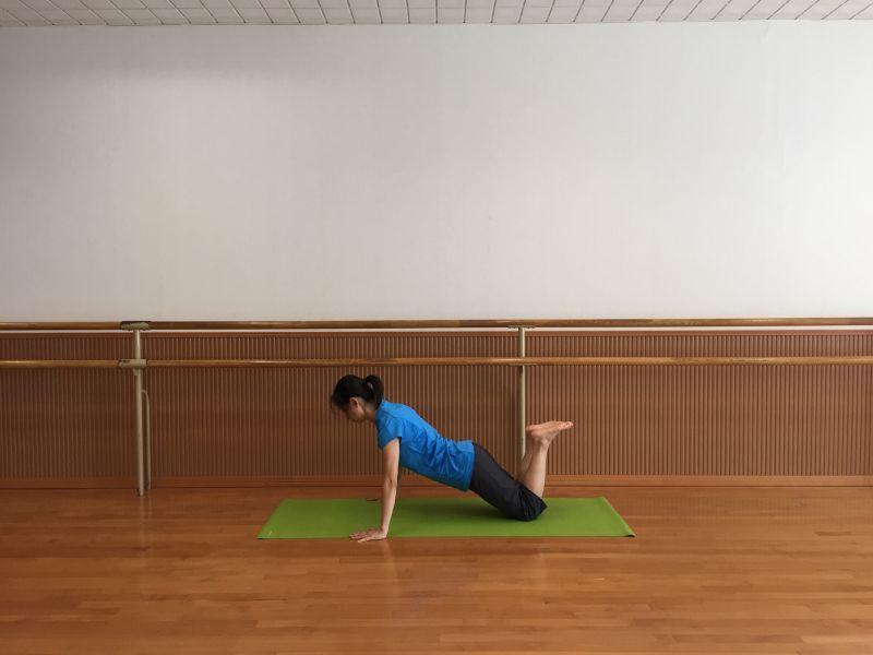 Chống đẩy tăng sức bền cơ