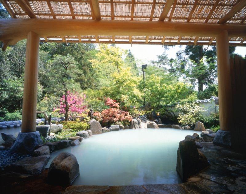Suối nước nóng Nagasaki