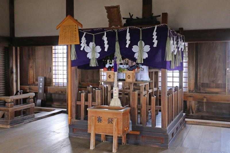 Thần xã Osakabe
