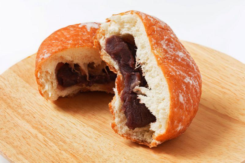 bánh doughnut chiên