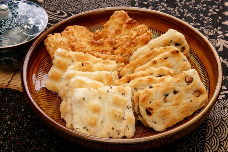 bánh Sembei