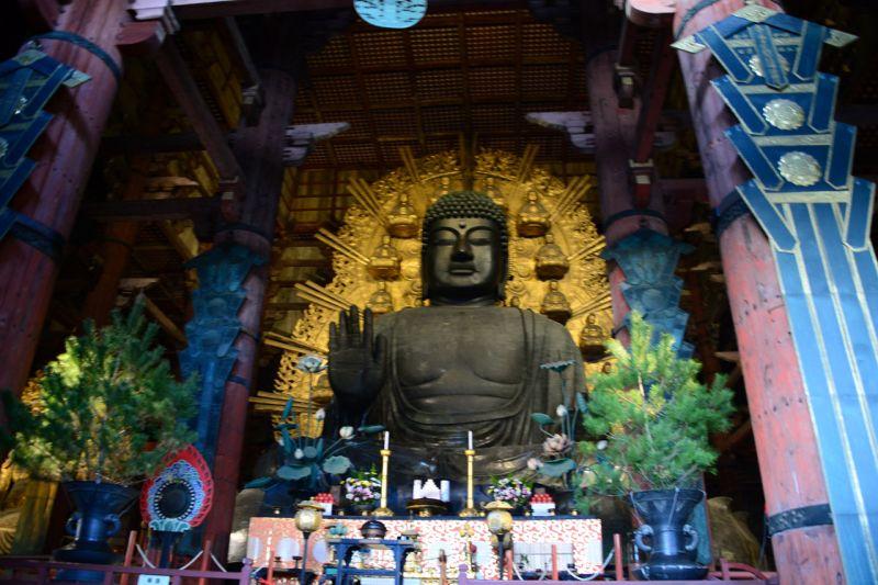 tượng Đại Phật Daibutsuden