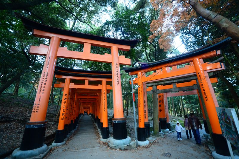 đền Fushimi Inari