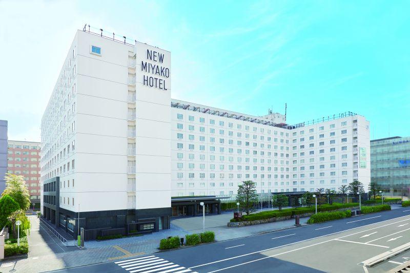 khách sạn New Miyako Hotel