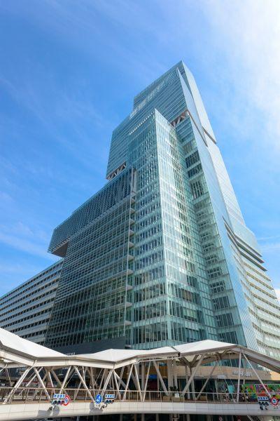 Abeno Harukas tòa nhà chọc trời cao nhất Nhật Bản