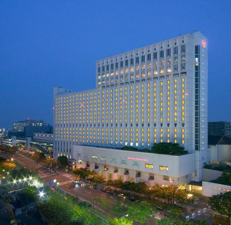 khách sạn Sheraton Miyako
