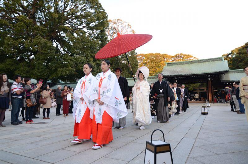 Đám cưới Thần đạo