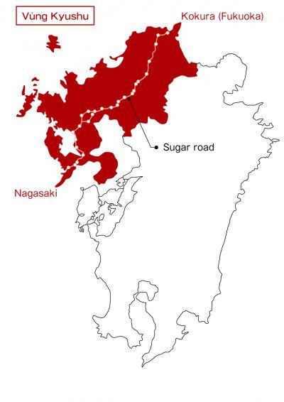 con đường Sugar Road