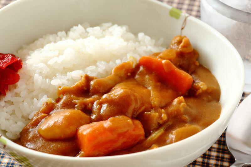 Cơm cà ri Nhật Bản