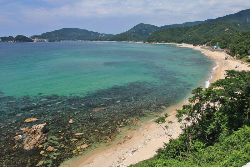 Bãi biển Suishohama