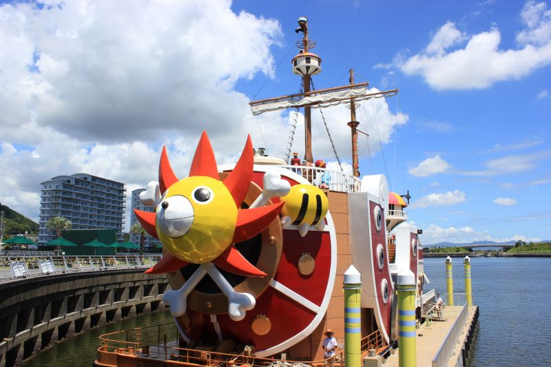 thuyền hải tặc Thousand Sunny