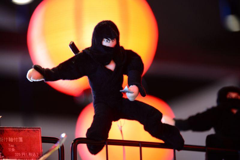 búp bê Ninja