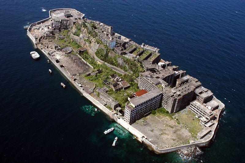 đảo Gunkanjima