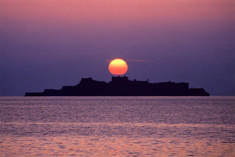 Hòn đảo Gunkanjima