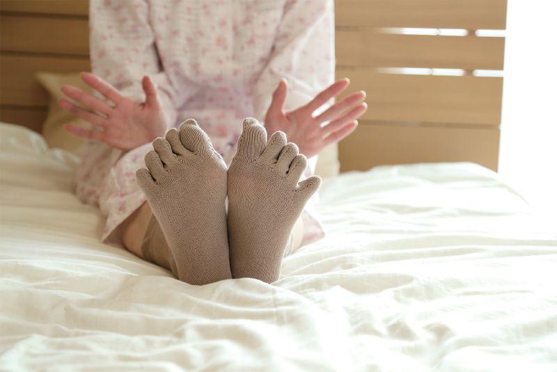 gót chân