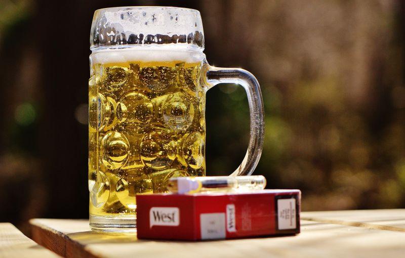 bia rượu thuốc lá