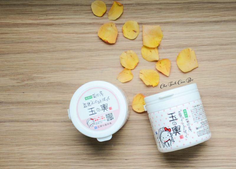 Mặt nạ đậu hũ Tofu Moriyata
