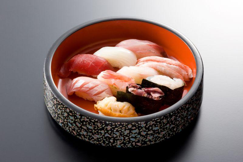 sushi vịnh Toyama