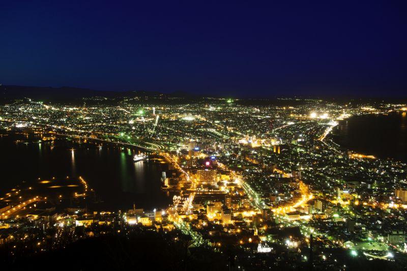 Hakodate về đêm