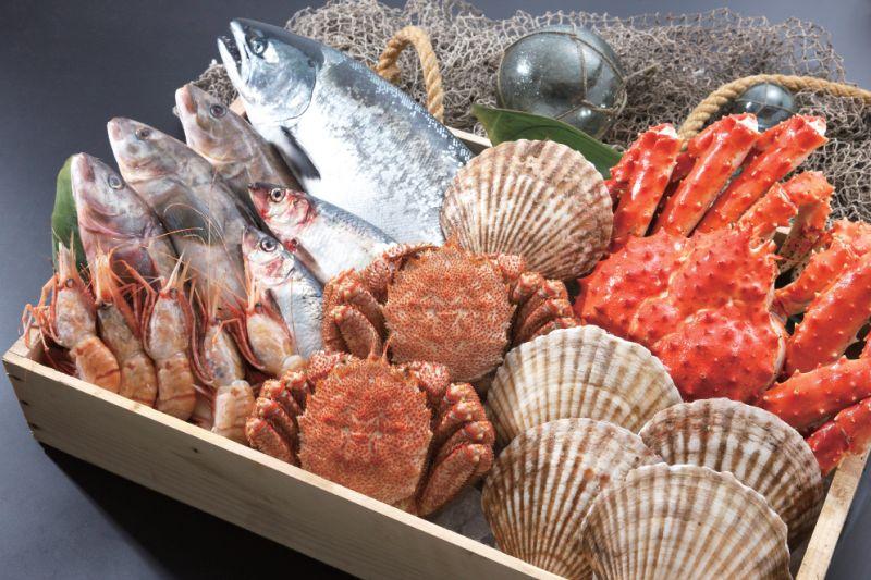 hải sản Hokkaido