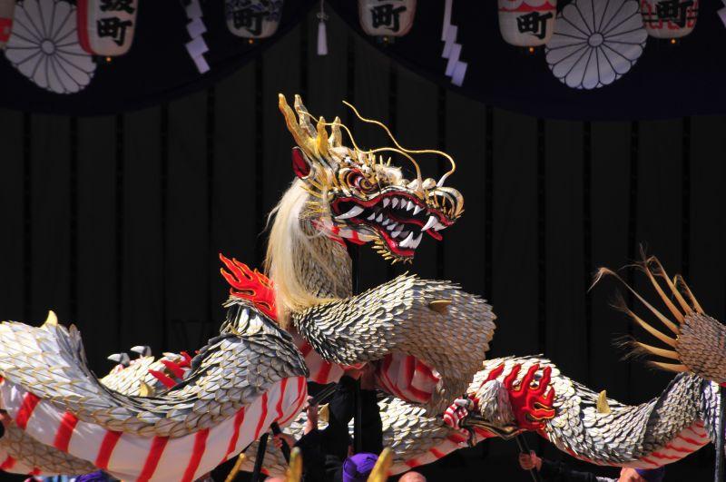 Điệu múa rồng Nhật Bản