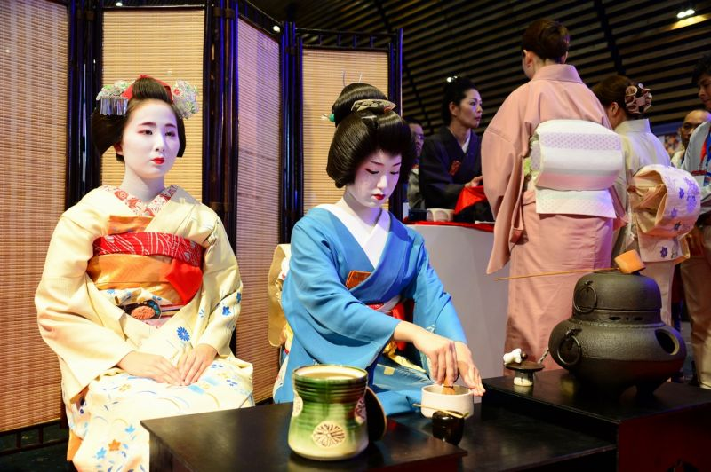 Geisha và Maiko