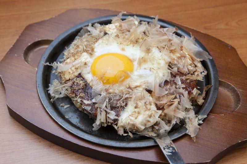 Okonomiyaki truyền thống