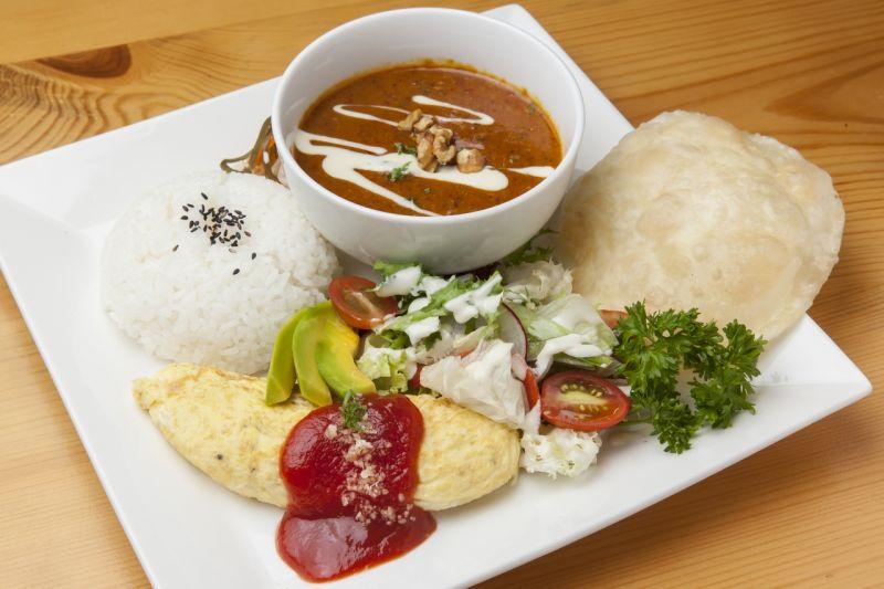 Cơm đĩa cà ri Keema
