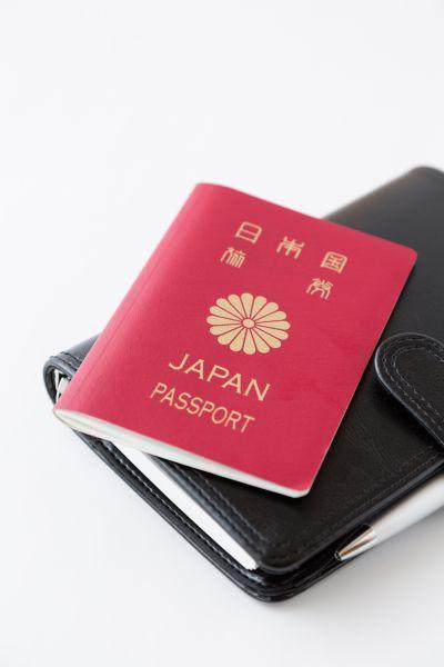 日本のビザ