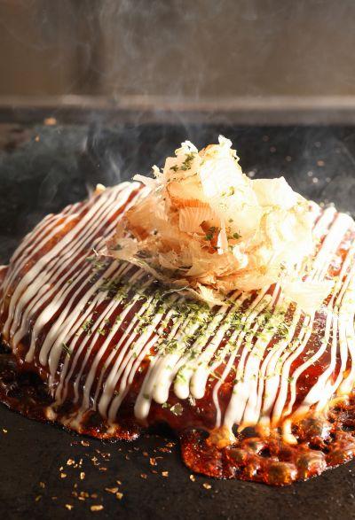 Okonomiyaki phiên bản Osaka