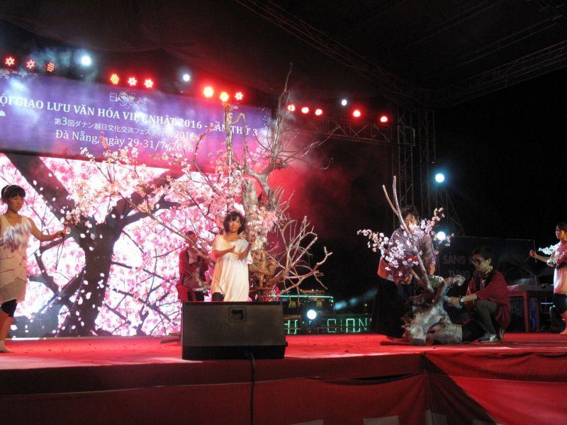 ダナン越日文化交流フェスティバル2016