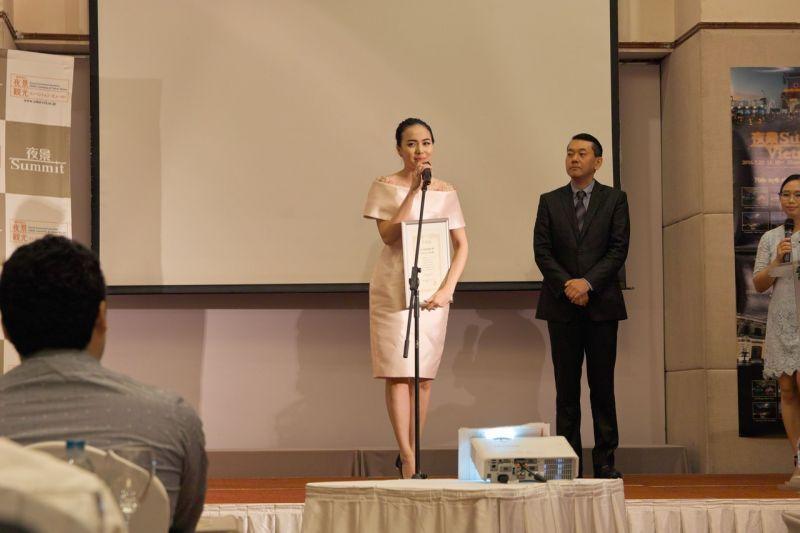 Người mẫu Đinh Ngọc Diệp đã chính thức trở thành đại sứ cổ động