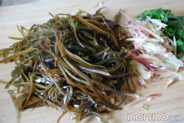 tảo bẹ kombu