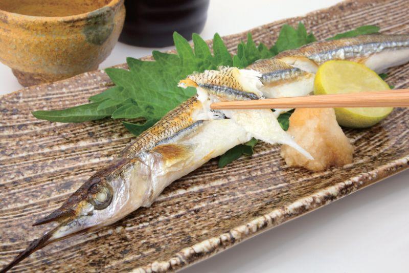 cách ăn cá