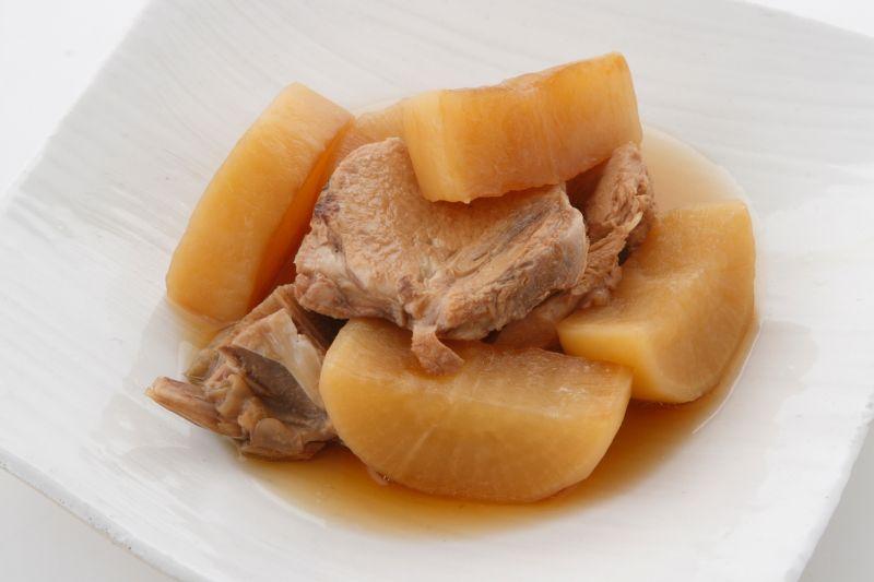 buri daikon là món ăn nổi tiếng vào mùa đông Nhật Bản