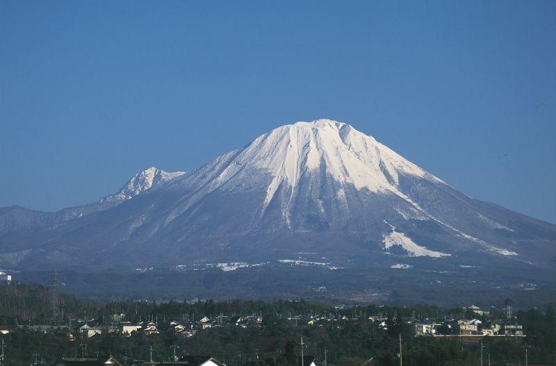 núi daisen tottori