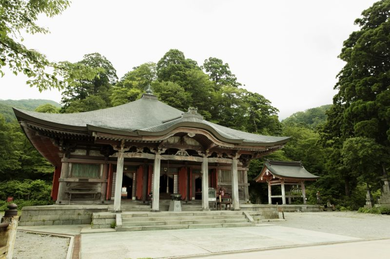 chùa daisen