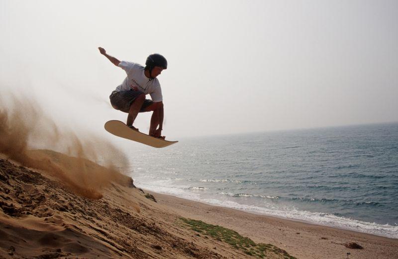 đồi cát tottori