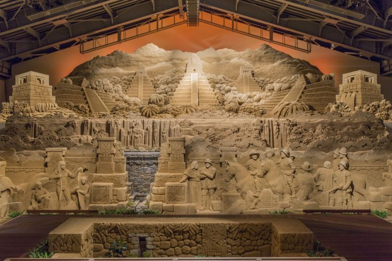 bảo tàng cát tottori