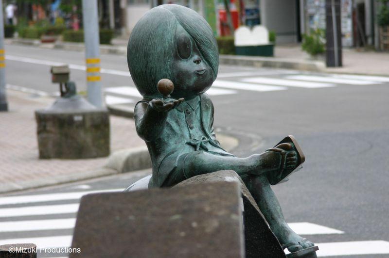 bức tượng đồng
