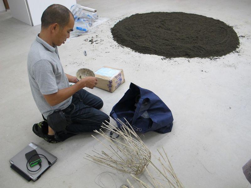 triển lãm của nghệ sĩ Phan Quang