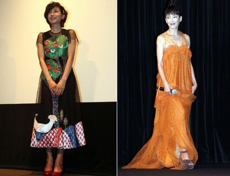 Kumiko Endo & Rie Miyazawa
