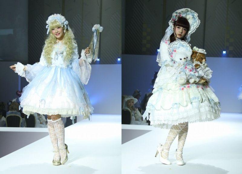 sự kiện thời trang chủ đề Lolita