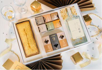 quà tết Royal Gold Souchu