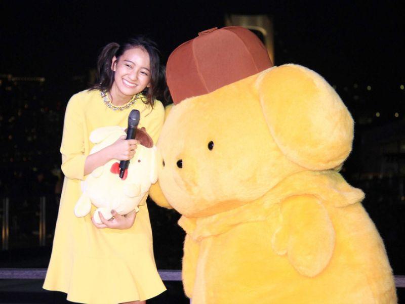 Yumi Okada và Pom Pom Purin