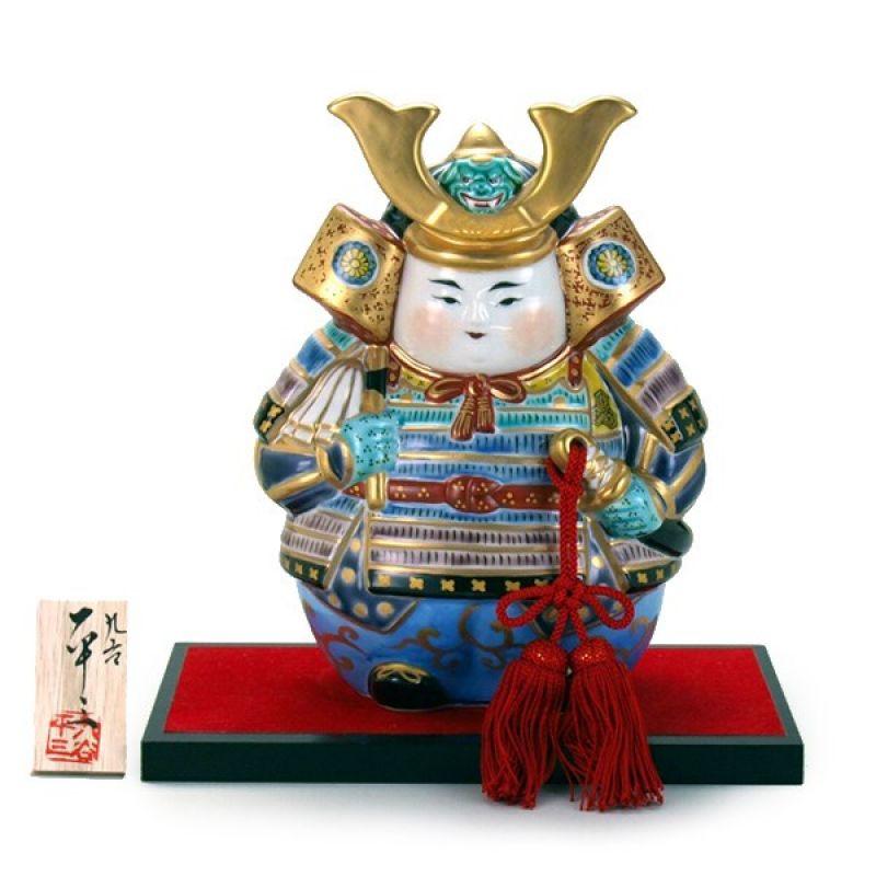 búp bê Samurai