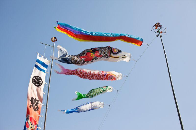 cờ cá chép Koi-nobori