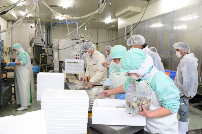 công ty chế biến hải sản Suenaga