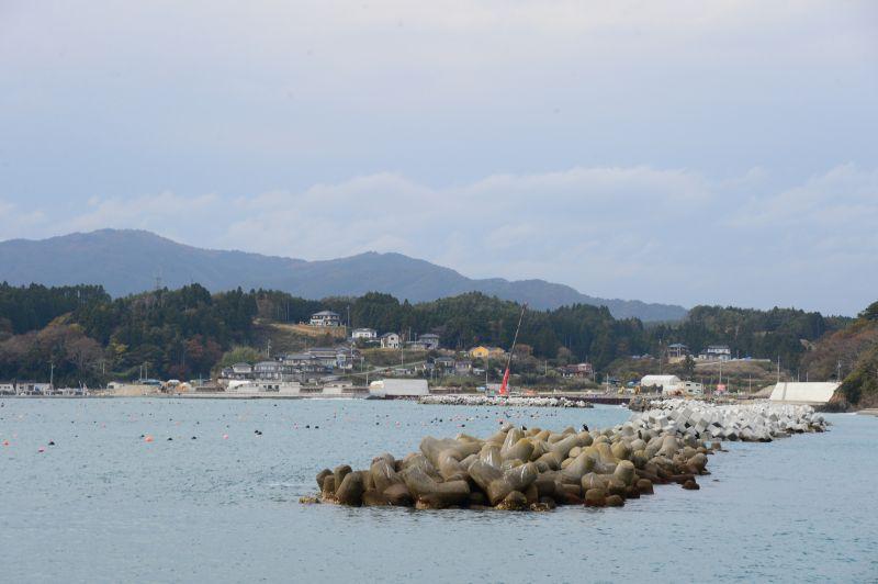 làng chài Minami Sanriku