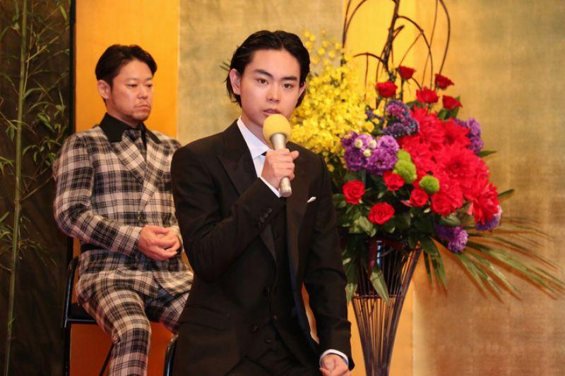Masaki Suda lần đầu tiên đóng phim lịch sử và tham gia lồng tiếng cho Anime